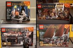LEGO Steals the Show at the Toy Fair 2013 with LOTR and The Hobbit