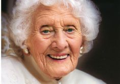 TRIBUTES PAID: Phyllis Wake, who has died at the age of 106.
