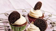 Oreo-Muffins mit Vanillecreme Rezept | tegut...