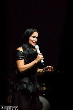 """Tarja Turunen live at """"Metal Female Voices Fest"""", Oktoberhallen, Wieze, Belgium. 23/10/2016 #tarja #tarjaturunen #theshadowshows #tarjalive PH: Ton Dekkers https://www.flickr.com/photos/td1761/30499224291/in/album-72157675742494515/ for Interdependent Photo https://www.facebook.com/InterdependentPhoto/"""