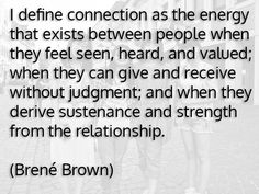 """Brene Brown links the science behind the """"nature debate"""" to the way we function as humans. Brene Brown Quotes, Life Coach Quotes, Life Quotes, Rising Strong, Humanity Quotes, Human Connection, Soul Connection Quotes, Strong Quotes, Health Quotes"""