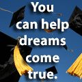 The Mensa Foundation's College Scholarship Program < You don't have to be a Mensa member, have great grades, or be in financial need. All you need to do is write a simple essay.