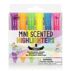 Scented Highlighters