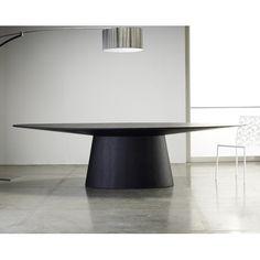 Modloft Sullivan Oval Dining Table | AllModern