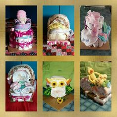 Stefan's Events Diper Cakes