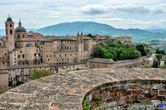 #Urbino #destinazionemarche #visititaly