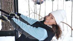 PT-Leila: Därför ska du träna utomhus i vinter!