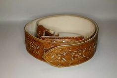 Hand made in Mexico . Belt . For sale