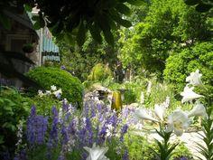 english cottage   English & Cottage-style Gardens « GreenerAustin.com, 828x621 in 184 ...