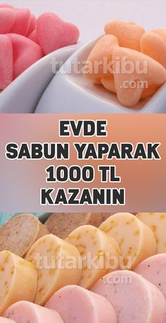 Evde Sabun Yaparak 1000 TL Kazanın Mosaic Crafts, Home Made Soap, Islam, Soap Making, Homemaking, Clean House, Living Room Designs, Diy And Crafts, Vegan Recipes