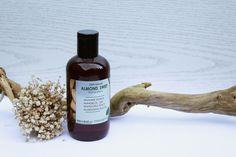 lettersbeads-beauty-augenringe-natuerlich-bekaempfen-mandeloel Prunus, Doterra, Whiskey Bottle, Almond, Hair Beauty, Beauty Stuff, Skin Care, How To Make, Facial