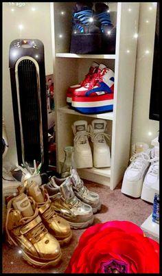 Platform Boots, Platform Sneakers, Buffalo Shoes, Spice Girls, Shoe Rack, Tower, Dressing, Footwear, Classic