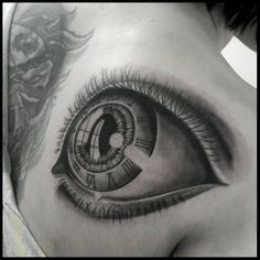 Eye on Time, quite literally! Watch out this space for some amazing tattoo and time inspirations! Do share your tattoo story! #StayTuned #tattoo #inked #DSIGNERTattoo #DSIGNERWatches #since1991 #ILoveMyTime PC: @christinestattoo_art