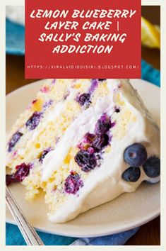 Fixings 1 cup unsalted spread, relaxed to room temperature 1 and Fun Desserts, Delicious Desserts, Yummy Food, Baking Recipes, Cake Recipes, Dessert Recipes, Gourmet Cakes, Sallys Baking Addiction, Let Them Eat Cake