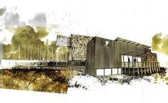 "fabriciomora: "" Chironne Moller (South Africa) - Next Landmark Competition 2013 """
