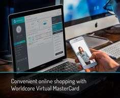 Worldcore has enabled one more payment solution that is perfectly usable for online shopping - Worldcore Relobadable Virtual Card. Virtual Card, News, Cards, Shopping, Maps, Playing Cards