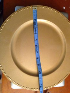 How to (Perfectly) Decorate Charger Plates with Silhouette ~ Silhouette School