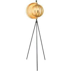 Vera Floor Lamp by Triboa Bay Living