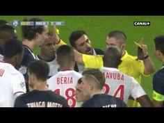 FOOTBALL -  Zlatan Ibrahimovic vs Rio Mavuba - PSG vs LOSC - 2013 12 22 - http://lefootball.fr/zlatan-ibrahimovic-vs-rio-mavuba-psg-vs-losc-2013-12-22/