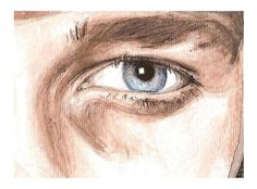water color eye images | dDefective Designs: 5-2-10 Watercolor Eye