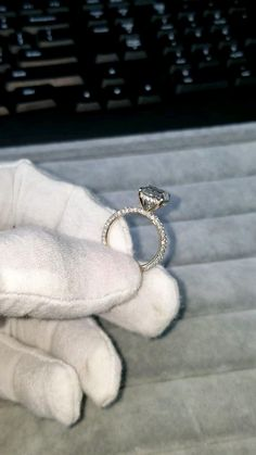 Cute Engagement Rings, Wedding Engagement, Dress Rings, Diamond Are A Girls Best Friend, Promise Rings, Wedding Ring Bands, Or Rose, Vintage Rings, Diamond Rings