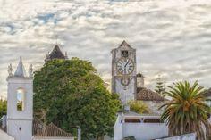 Nieuw in mijn Werk aan de Muur shop: Kerken in de Algarve