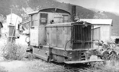 Narrow gauge Plymouth loco