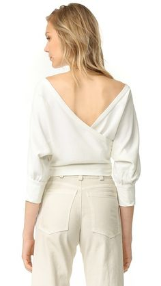 Rachel Comey Tempe Top $345.00 from ShopBop