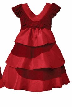 "Isobella & Chloe ""Bejewelled"" Stunning Christmas Dress Little & Big Girl"