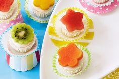 No-Bake+Mini+Cheesecake+Blossoms