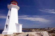 Peggy's Cove - Halifax, Nova Scotia