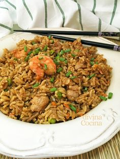 Breakfast Recipes, Snack Recipes, Cooking Recipes, Healthy Recipes, Chicken Salad Recipes, Chinese Food, Fried Rice, Wine Recipes, Food Videos