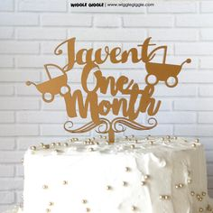 Javent Toppers is here #caketopper#customcaketopper#acryliccaketopper#woodcaketopper#personalizedcaketopper#wigglegiggle