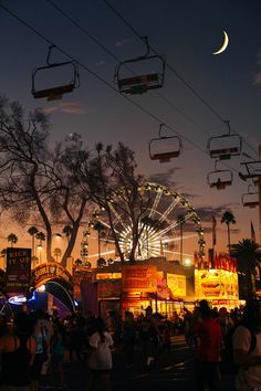 david-talley: From the day we snuck in to the fair :)