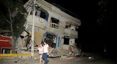Powerful Ecuador Earthquake Kills Over 200 People