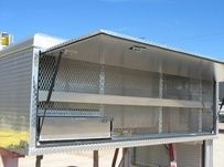 Custom All-Aluminum Trailers, Truck Bodies, Boxes For Sale Aluminum Truck Beds, Aluminum Trailer, Work Trailer, Utility Trailer, Truck Canopy, Truck Toppers, Dream Machine, Boxes For Sale, Trailers