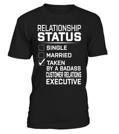 Customer Relations Executive - Relationship Status