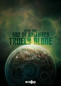 Doctor Who - Last Son of Gallifrey Poster