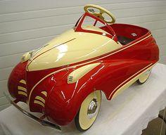1960 toys | 1960's Murray Pedal Car | vintage toys