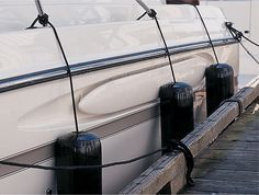 How To Properly Set Boat Fenders @Carolyn Rafaelian Rafaelian Rafaelian Rafaelian Helseth Boating