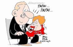 Dilma e o Papai Lula