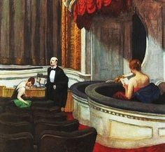 Reading - Edward Hopper