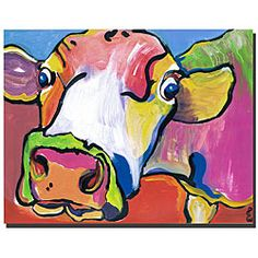 Artist: Pat Saunders   Title: Cold Hands   Product Type: Ready to hang gallery wrapped canvas