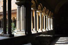 "italianways: "" Basilica of the Santi Quattro Coronati (Four Holy Crowned Ones)…"