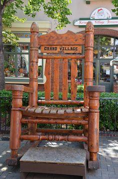 The Grand Village - Branson, Missouri by Adventurer Dustin Holmes, via Flickr