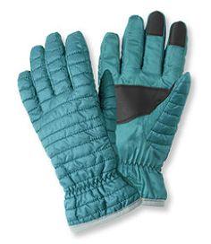 #LLBean: Women's Packaway Gloves