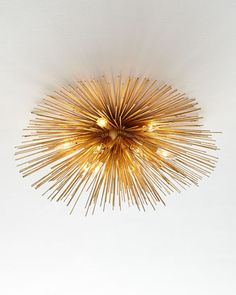 Strada+Flush-Mount+Ceiling+Light+by+Kelly+Wearstler+at+Neiman+Marcus.