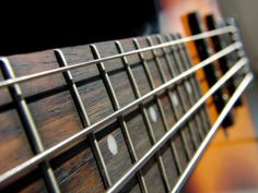 Why Take Bass Guitar Lessons?