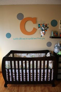 Calvin's Polka Dot Nursery — My Room