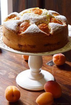 In viaggio in cucina: Torta di albicocche